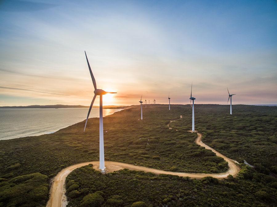 Czysta energia – Wiatr