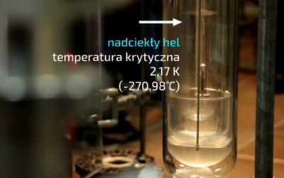 Pająk Kapicy, efekt Meissnera i skraplanie tlenu