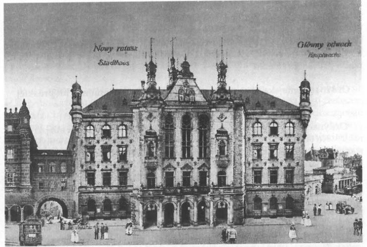 Zamach na Ratusz – 13 listopada 1918 roku w Poznaniu – wspomnienie